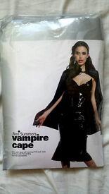 Ann Summers Vampire Cape