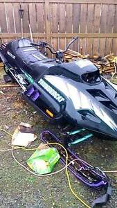 Skidoo an parts for sale