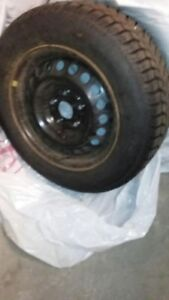Uniroyal Ice and Snow Tires 195/65R15