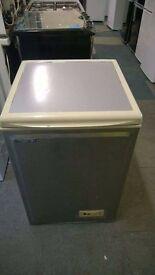silver nofrost box chest freezer