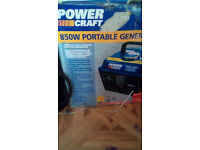 powercraft petrol generator
