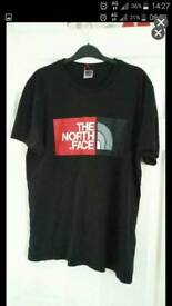 North face t-shirts