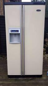 Rangemaster fridge freezer quick sale