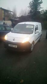 Renault kangoo 1.5dci £30 a year tax VAN