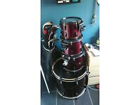 Pearl Export Drum Kit - REDUCED BARGAIN!!!