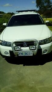 2004 Holden Crewman Ute George Town George Town Area Preview