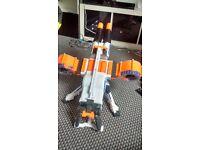 Nerf Gun Elite Rhino Fire