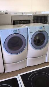 ECONOPLUS OTTAWA SUPER SALE WHIRLPOOL FRONTLOAD WASHER DRYER SET TAXES INCLUDED