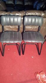 x4 brand new dining chairs