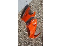 Pocket bike fairings