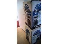 Mackie C300z Two-way Passive Loudspeakers (Pair. Unused. Box Open.)