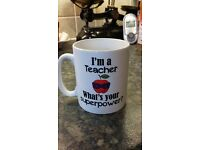 Mug for a teacher