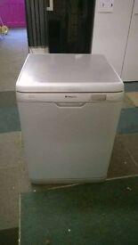 hotpoint silver digital fullsize dishwasher