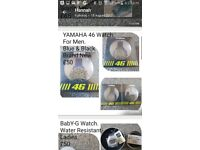 Watches all 40 each message for more details