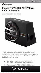 Subwoofer new in box Melton Melton Area Preview