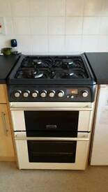 Canon duel fuel cooker