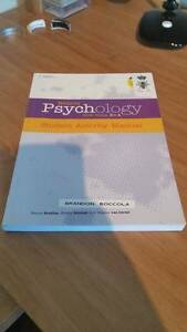 Nelson Psychology VCE Units 3 and 4 Student Activity Manual Mosman Park Cottesloe Area Preview