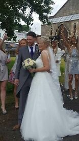 Darcy wedding dress