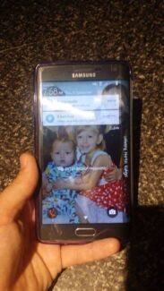 SAMSUNG NOTE EDGE UNLOCKED 32G ACCEPTS SD CARDS Highland Park Gold Coast City Preview