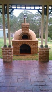 Bricklayer/ pizza ovens