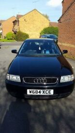 Black Audi A3 for sale