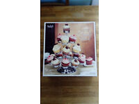 Shannon Revolving Four Tier Cupcake Stand