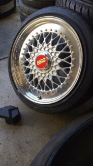 BBS RS GENUINE 5x114.3 Cronulla Sutherland Area Preview