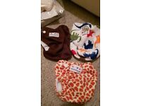 reusable nappy shells