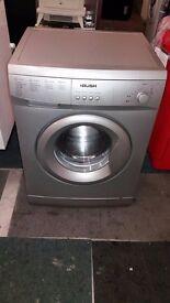 silver bush 7kg 1200 spin washing machine