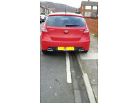 wanted rear bumper for hyundai i30 specail edition