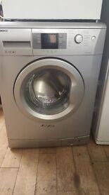 Silver Beko Washing Machine 7kg