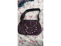 Beautiful Purple Sling Bag