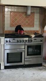 Range Master Gas Cooker