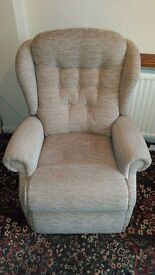 Sherborne Electronic Lift & Rise Chair. Excellent Condition.