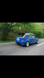 Ford Fiesta 1.4 modified