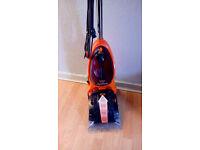 Vax Rapide Spring Carpet Washer 500 W - Orange