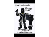impellers for asll inboard oUtboard motors