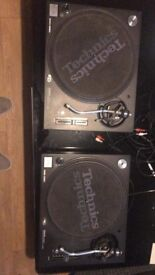 1210 MK5 TECHNICS x2 excellent conditon only used a couple of time in a amazing working order