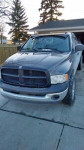 Looking for Dodge Ram doors and rear bumper