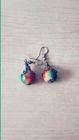 Beautiful hand-made earrings HOT OFFER