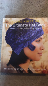 Vogue Knitting Ultimate Hat - Hardcover Book