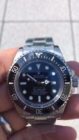 Deep sea seas dweller Watch