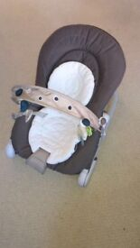Chicco baby bounty chair. Excellent condition