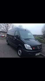 Mercedes Sprinter 313 LWB 2 owners from new Low low Milage NO VAT