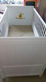 Next white Nursery Furniture