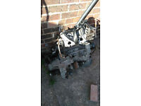 1.2 three cylinder vw,audi,seat engine parts available