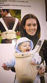 Tomy baby carrier / sling in box