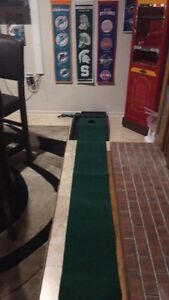 Electronic Golf putting green