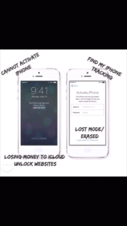 iCloud and iOS bypass AVAILABLE - WE come to YOU