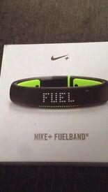 Nike Fuel Band Se - Black/Green